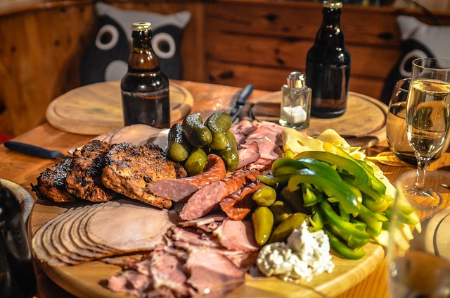 The terrible consequence of drinking beer and eating uncooked meat