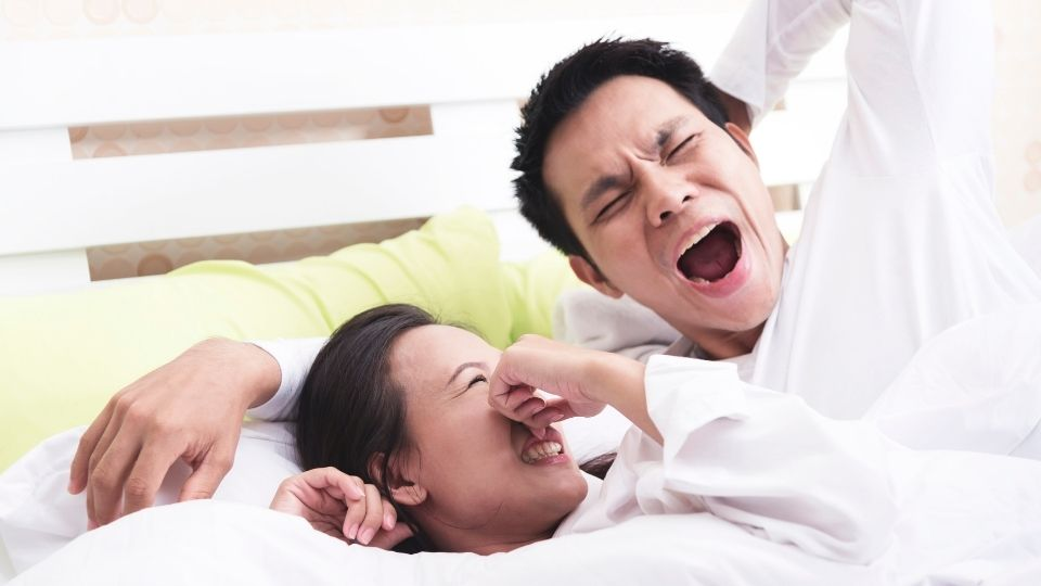 bad breath - When your breath smells foul in the morning