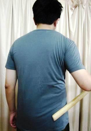 cane-buttocks