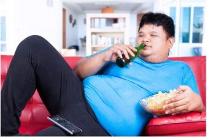 watch tv no exercise 300x201 - Not enough time to exercise? Cut down those TV hours