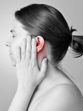 earpain - Cold flare ups and pressure in the inner ear