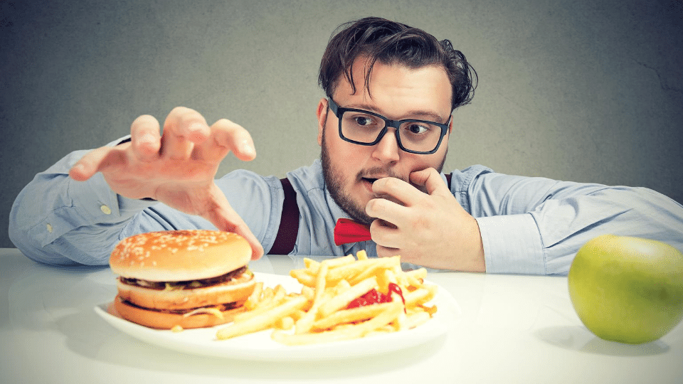 food craving - The connection between comfort eating and goals/ purpose in life