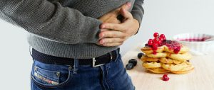 stomach pain 300x127 - Relief pain in the stomach, left or right side of the abdomen