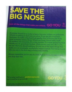wpid Love your big nose 234x300 - Love your big nose- before you decide to go for nose job