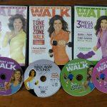 Leslie Sansone DVD