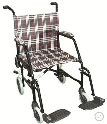 mobility wheelchair - How to get the elderly to use walking aids/ commode when they have mobility issues