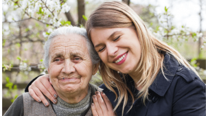 caregiver 300x169 - Should you resign from your job to take care of an elderly parent with illness?