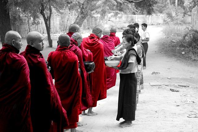 The Buddhist's 8 Precepts Diet