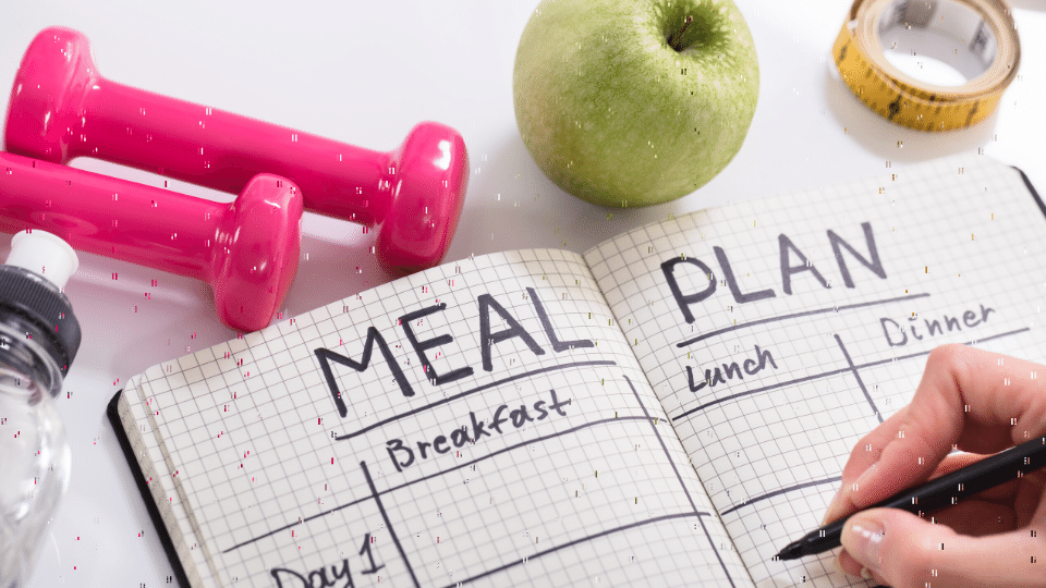 meal plan - Meal planning to achieve your health and weight loss goals