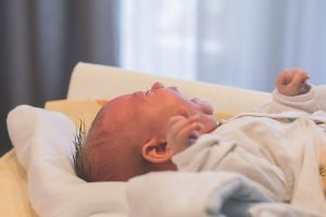 baby 300x200 - When the baby cries during sundown and sleeps during the day