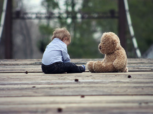 child - Healing The Inner Child that shaped how we deal with life