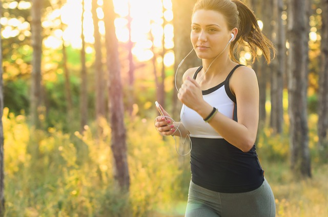 exercise run music - A little exercise goes a long way