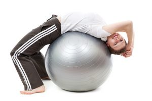 exercise stabilityball 300x200 - Common pitfalls that is causing weight gain