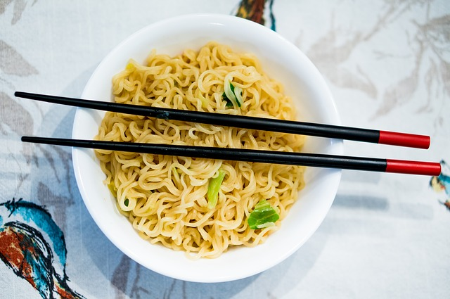 instant noodle food - So you think instant noodles is good for you?