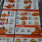 kfc takeawaymenu 150x150 - Calories in food by KFC (Kentucky Fried Chicken)