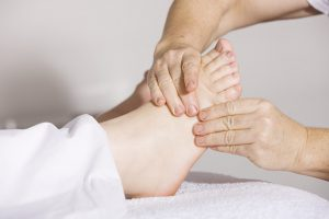 physiotherapy feet 300x200 - Care for the Feet