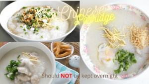 porridge kept overnight 300x169 - Can Porridge/congee be kept overnight?