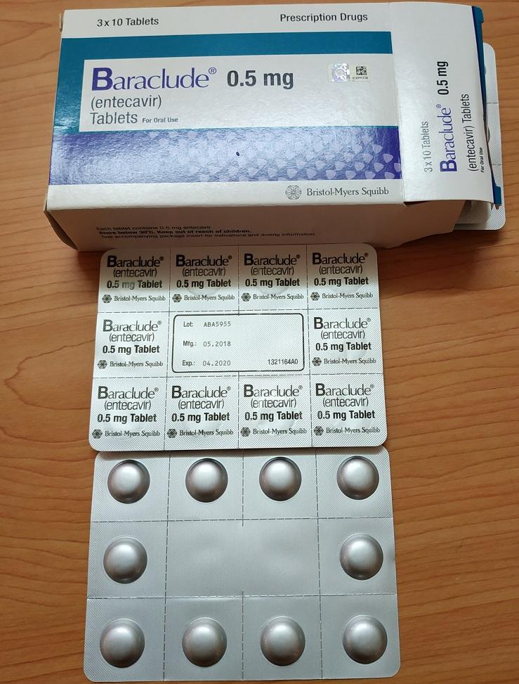 entecavir medicine hepatitisB - Archives