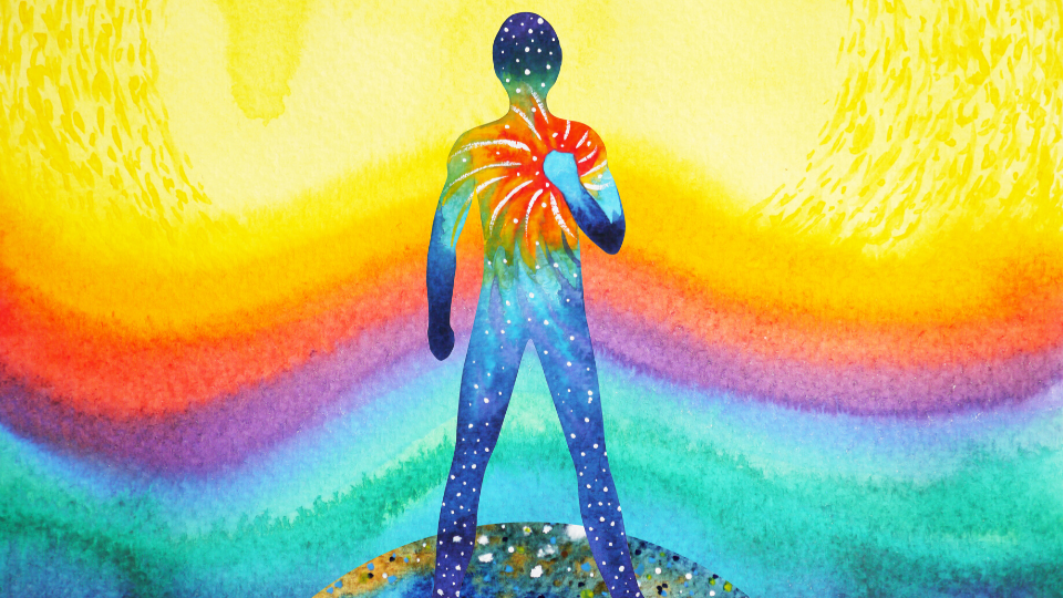 chakra protection - What to do when you start hearing voices or seeing things (psychosis)