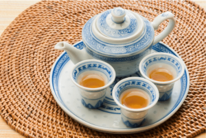 chinese tea 300x202 - Is drinking tea with your meals good for your digestive system?