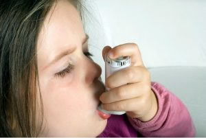 asthma in children- emotional factors