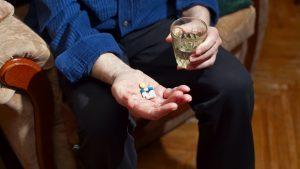 senior medication 300x169 - Should Alzheimer's patient start medication?