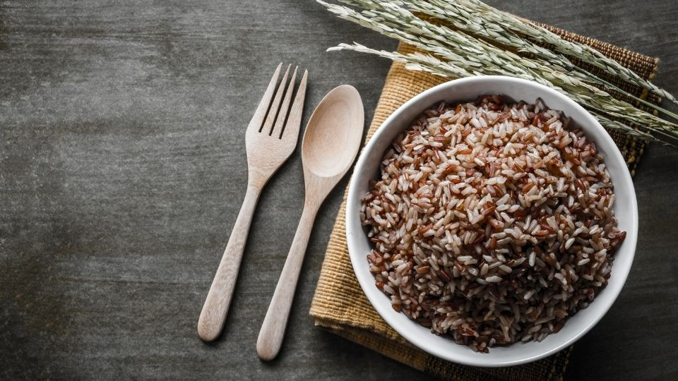 brownrice - Coarse or brown rice is not for everyone