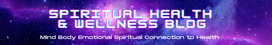 Spiritual Wellness & Health Blog header image