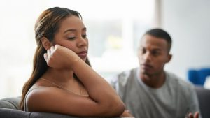 couple silenttreatment 300x169 - Silent treatment is a deal breaker in relationships